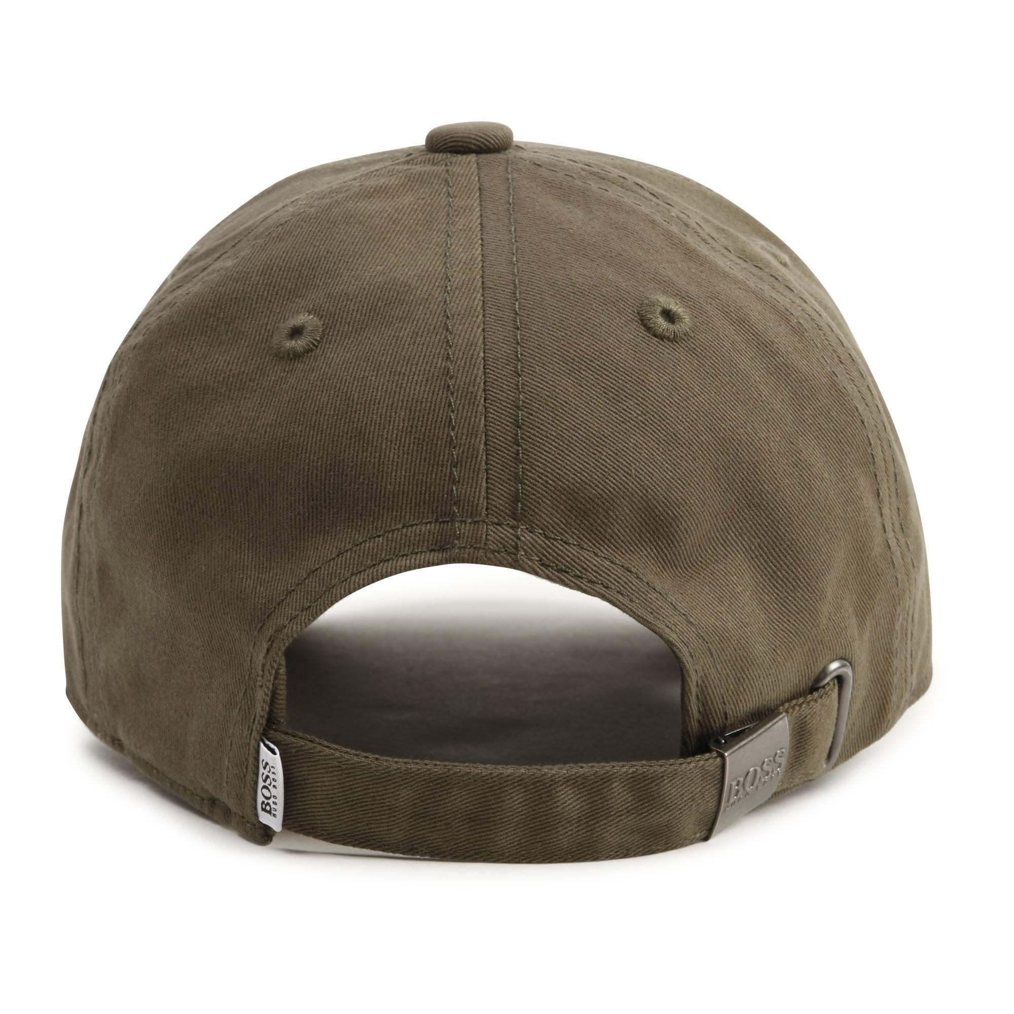 BOSS casquette en sergé de coton-4