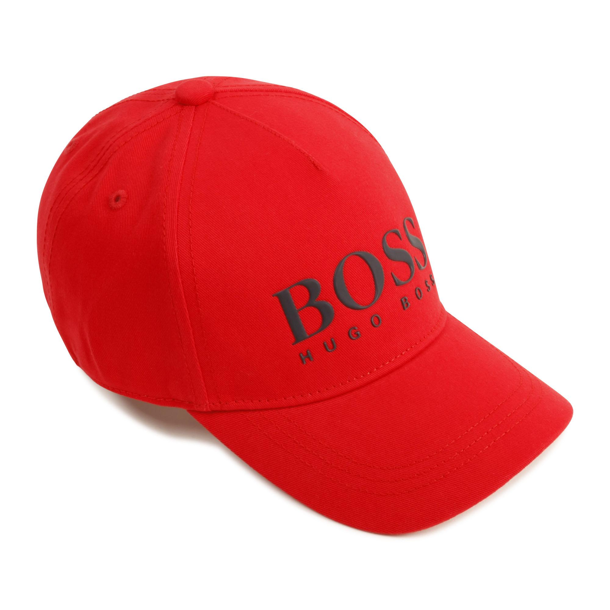 BOSS casquette en sergé de coton-5