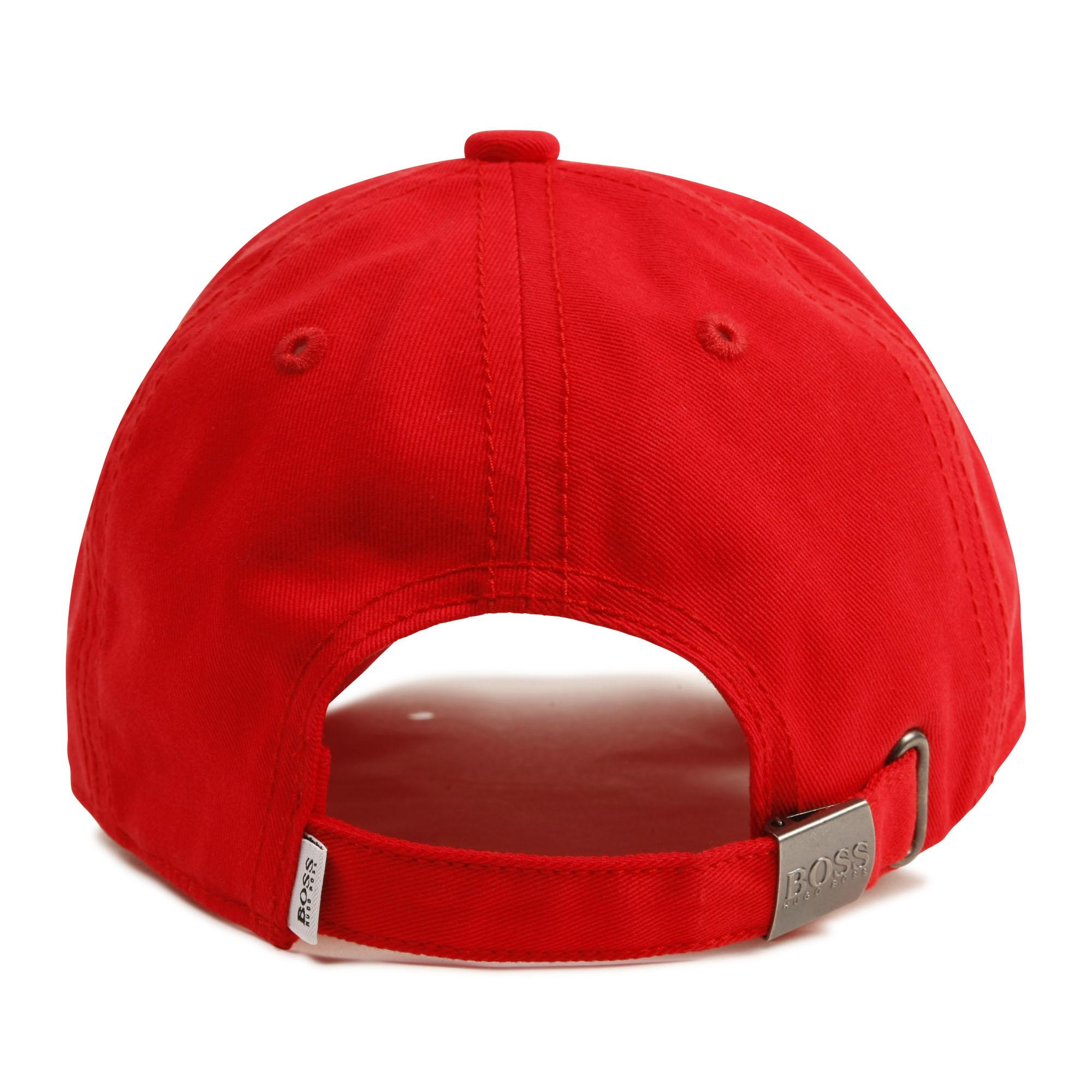 BOSS casquette en sergé de coton-6