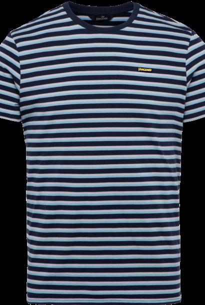 VANGUARD jersey  à manches courtes , col rond