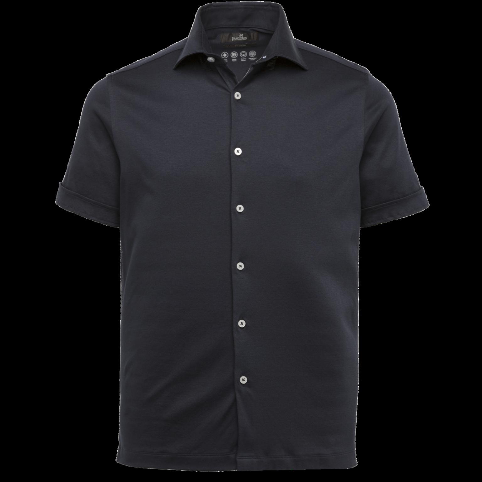 VANGUARD chemise manches courtes en jersey-1