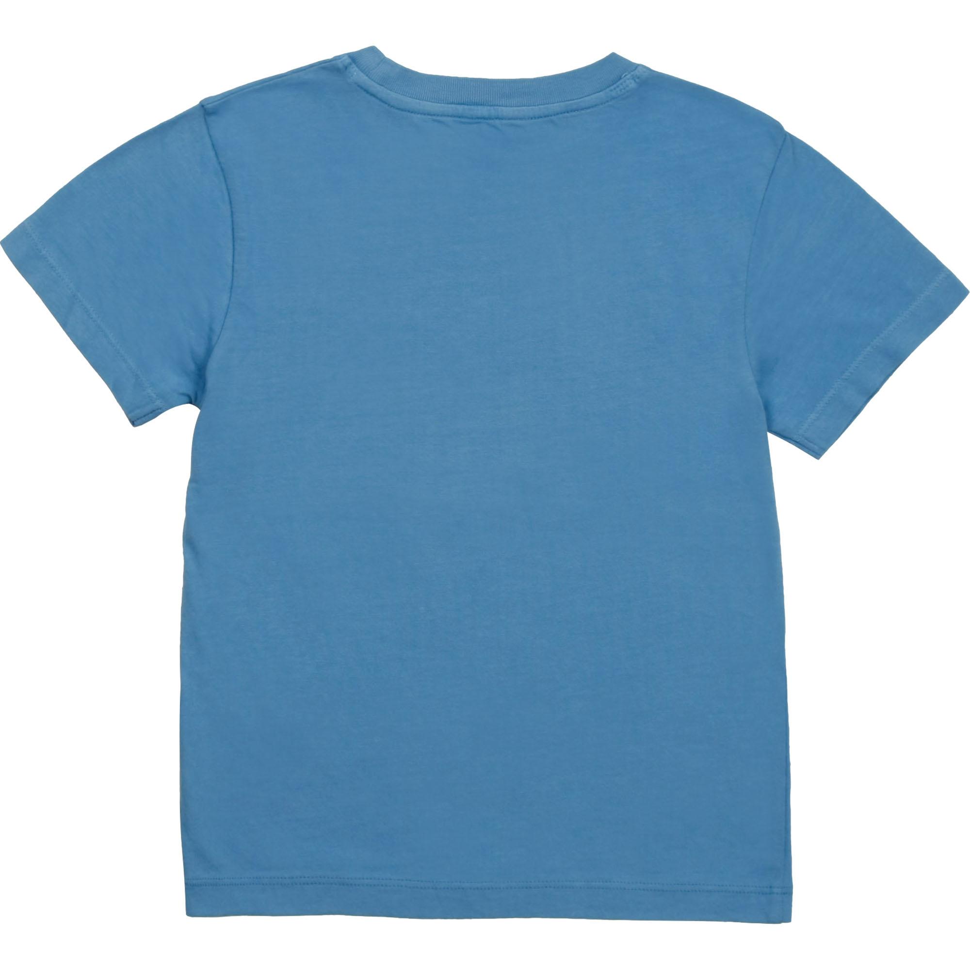 ZADIG & VOLTAIRE t shirt en jersey de coton-2