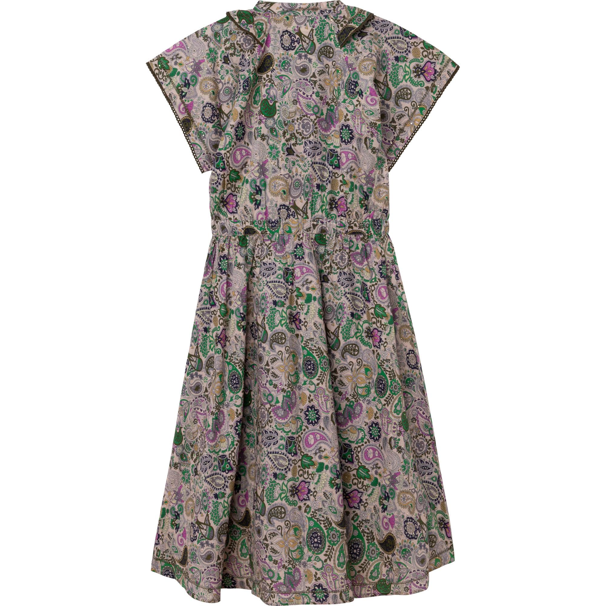 ZADIG&VOLTAIRE robe longue en coton-3