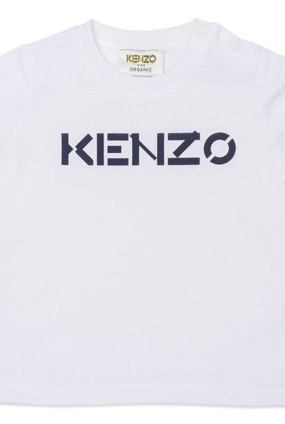 KENZO KIDS  t shirt avec logo en coton bio