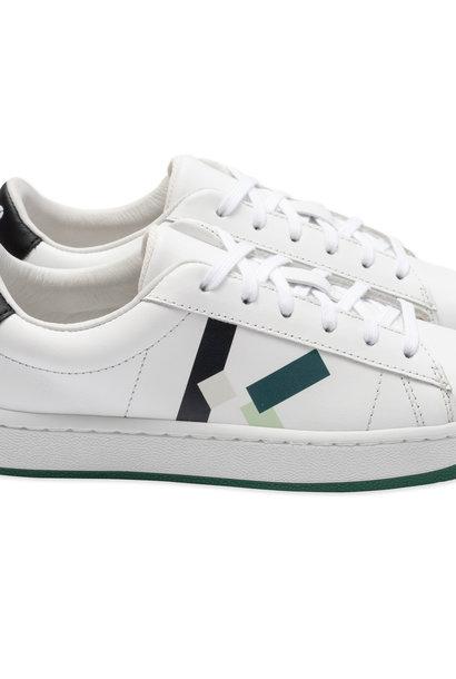 KENZO KIDS sneakers en cuir à lacets
