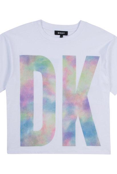 DKNY t shirt forme loose