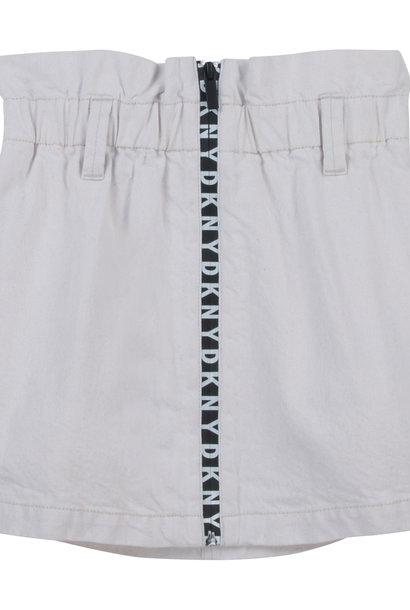 DKNY jupe en drill avec badge