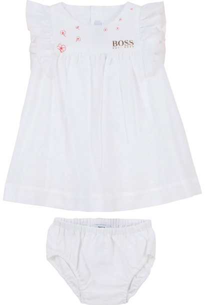 BOSS ensemble robe et bloomer logo