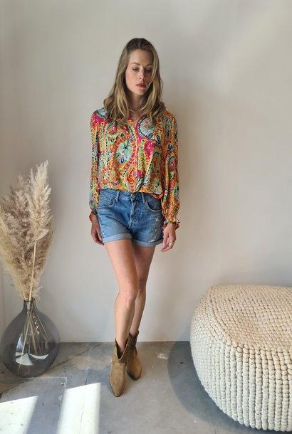 REPLAY short en jeans