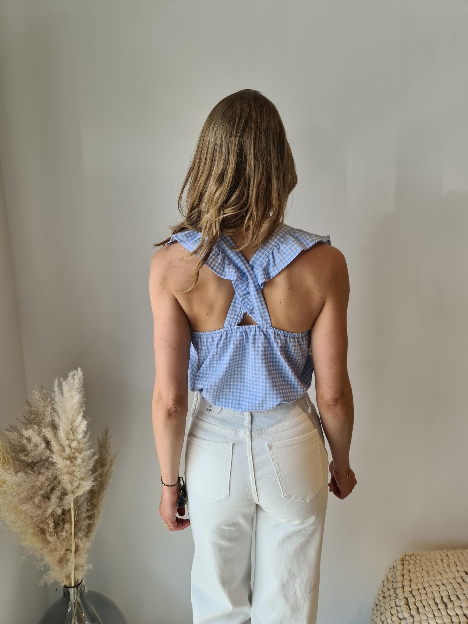 VICHY blouse-3