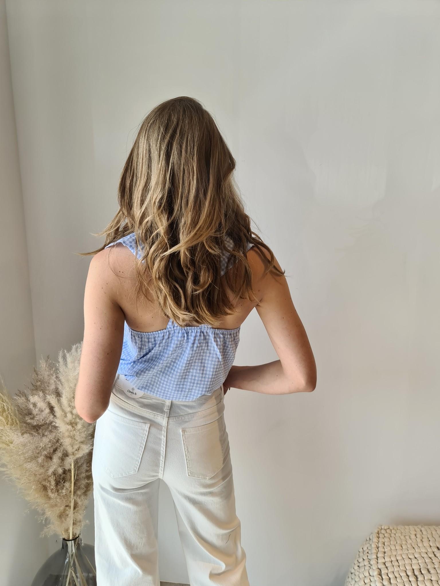 VICHY blouse-6