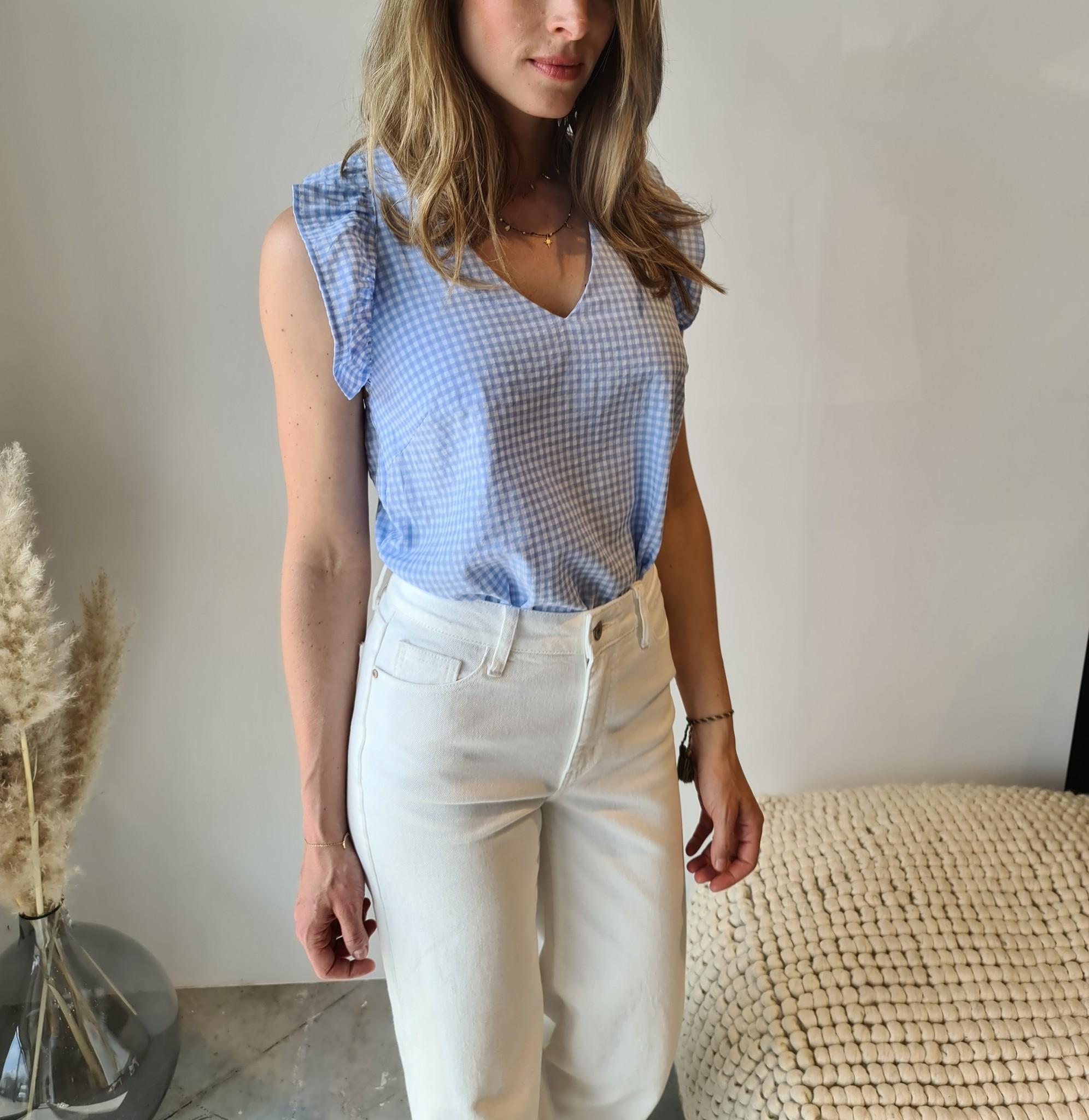 VICHY blouse-2