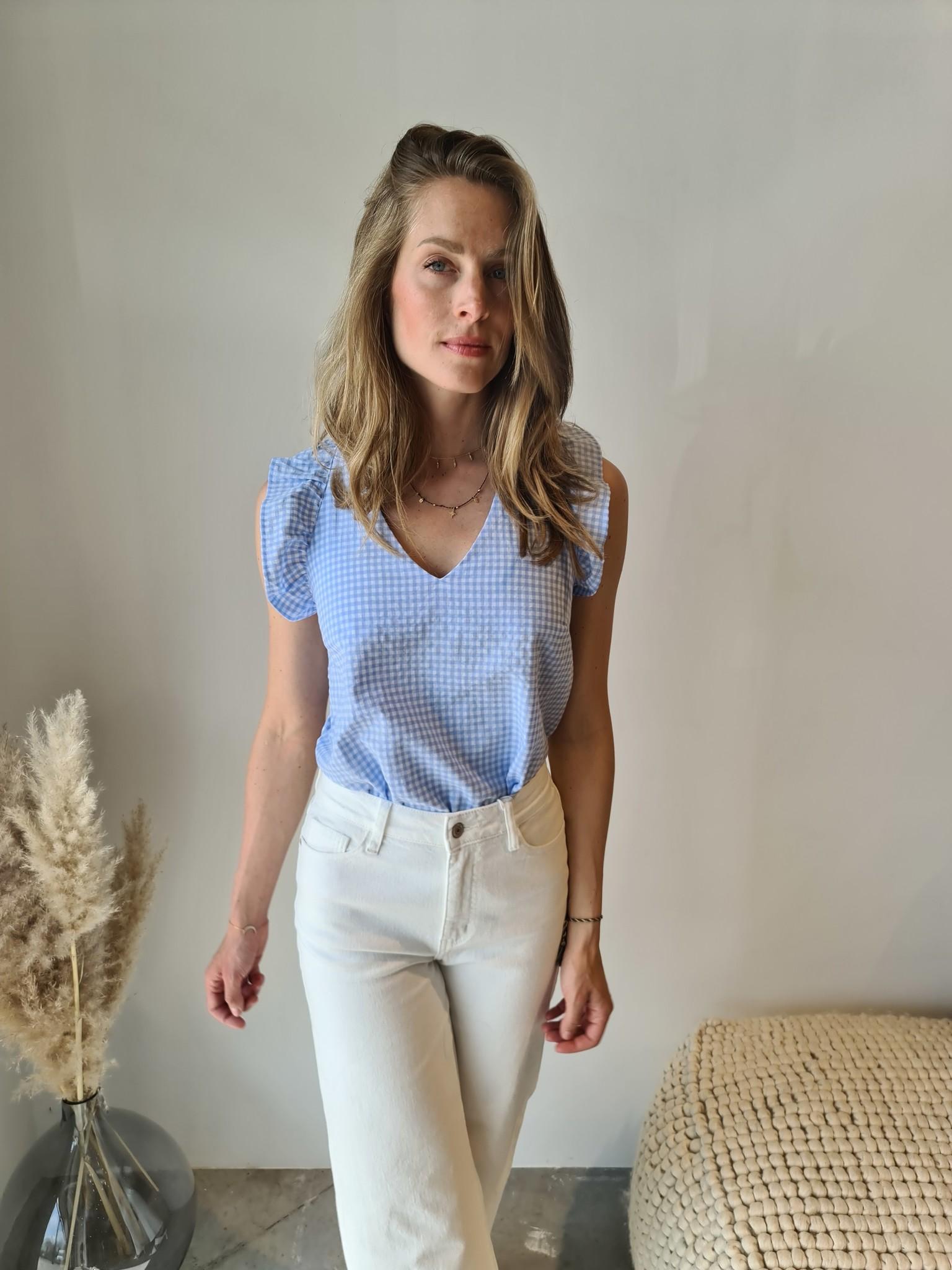 VICHY blouse-5