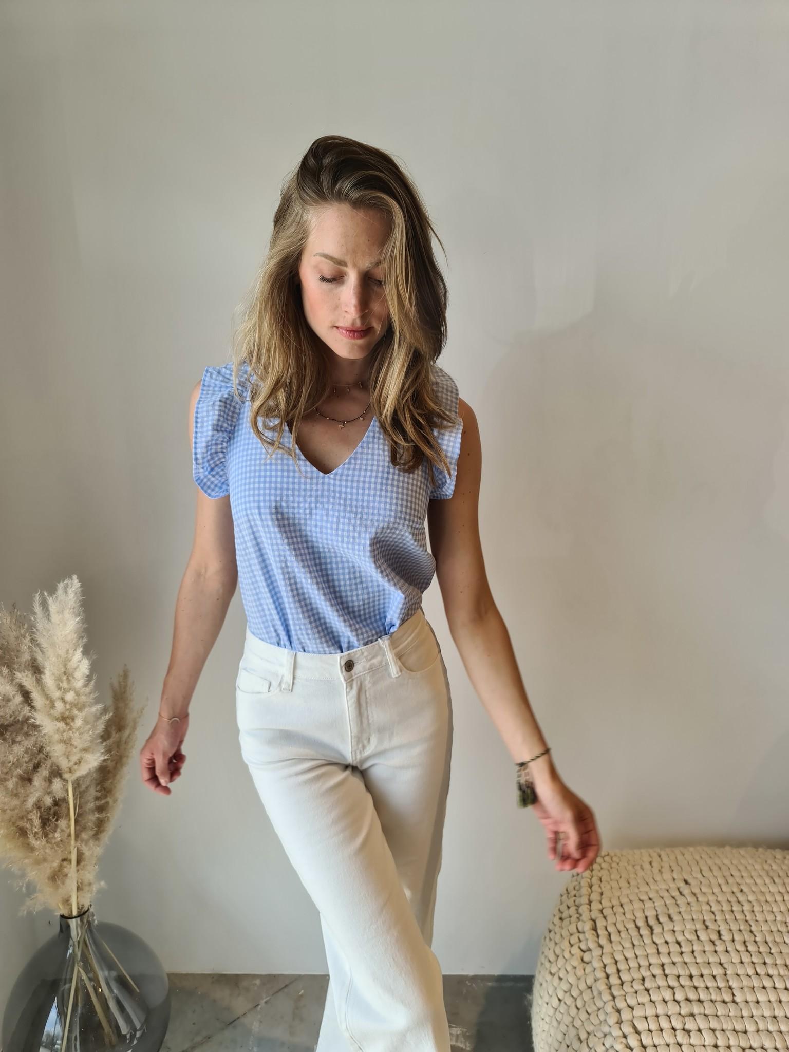 VICHY blouse-4