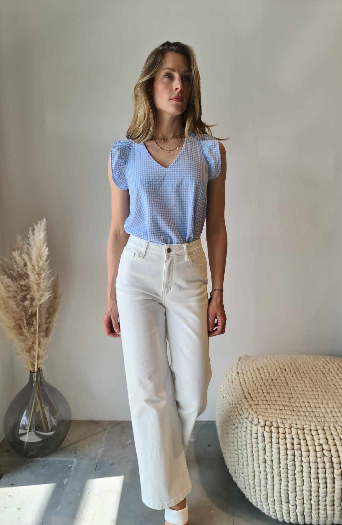 VICHY blouse-7