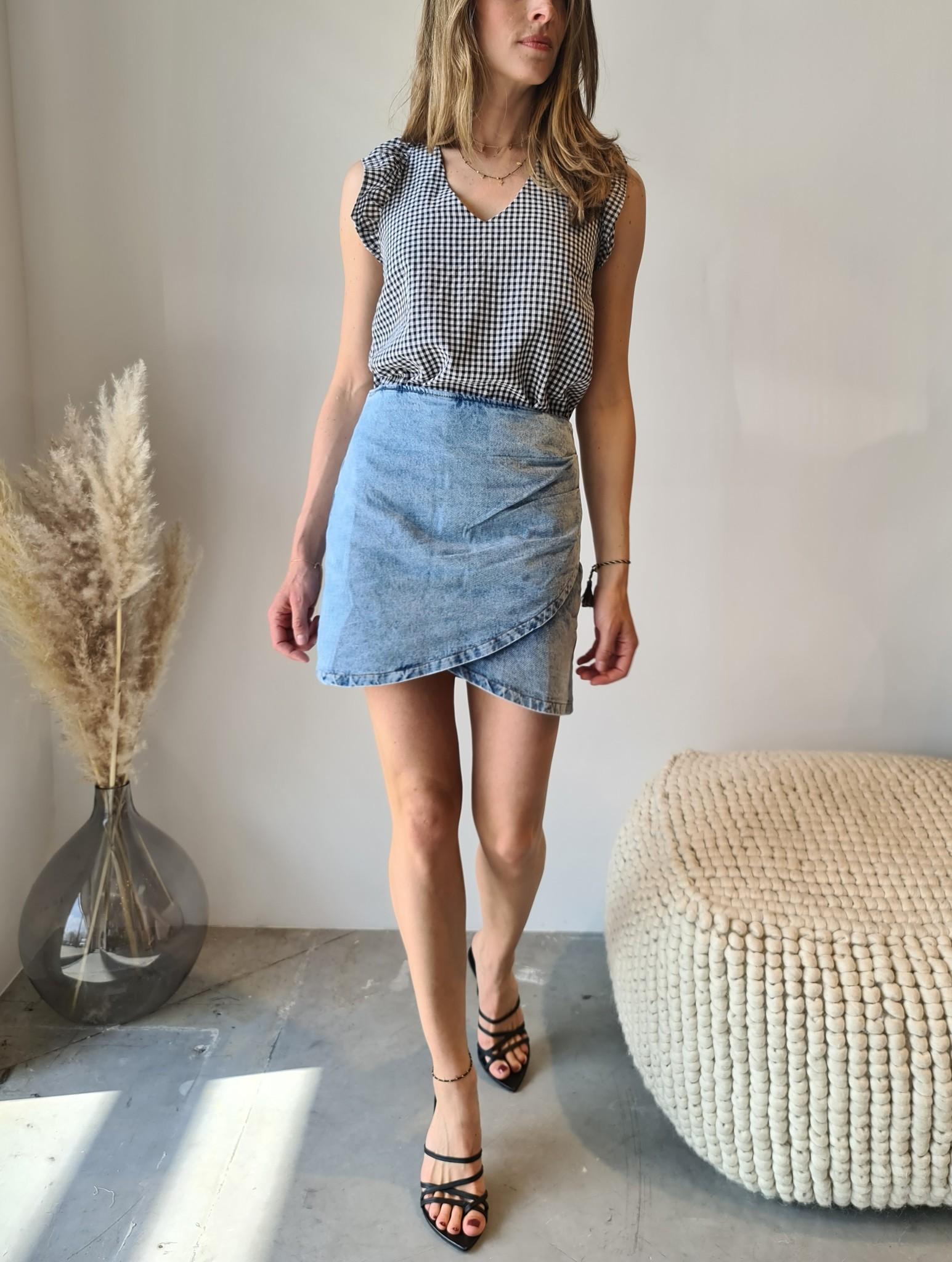 VICHY blouse-9