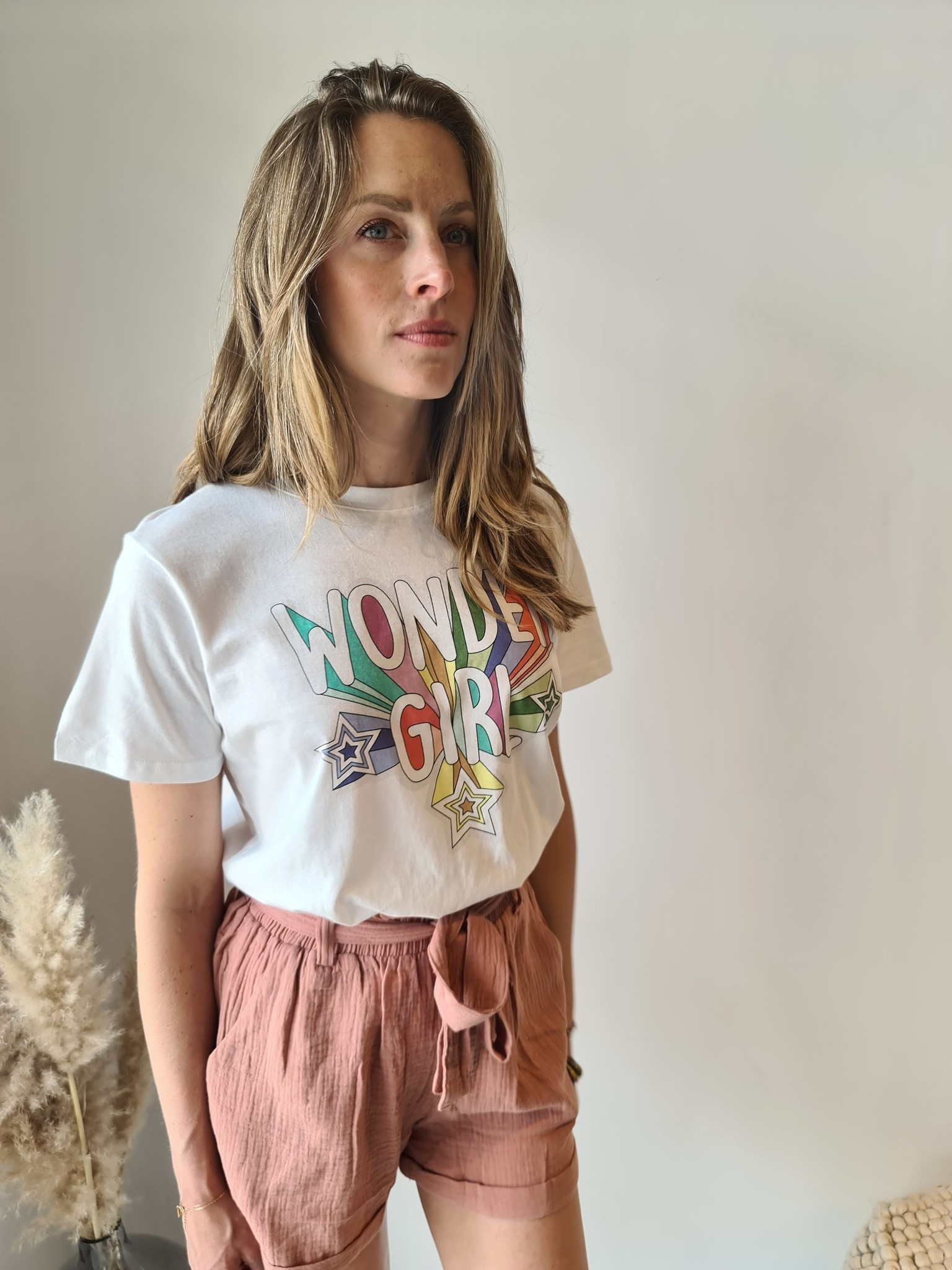 WONDER GIRL t-shirt-1