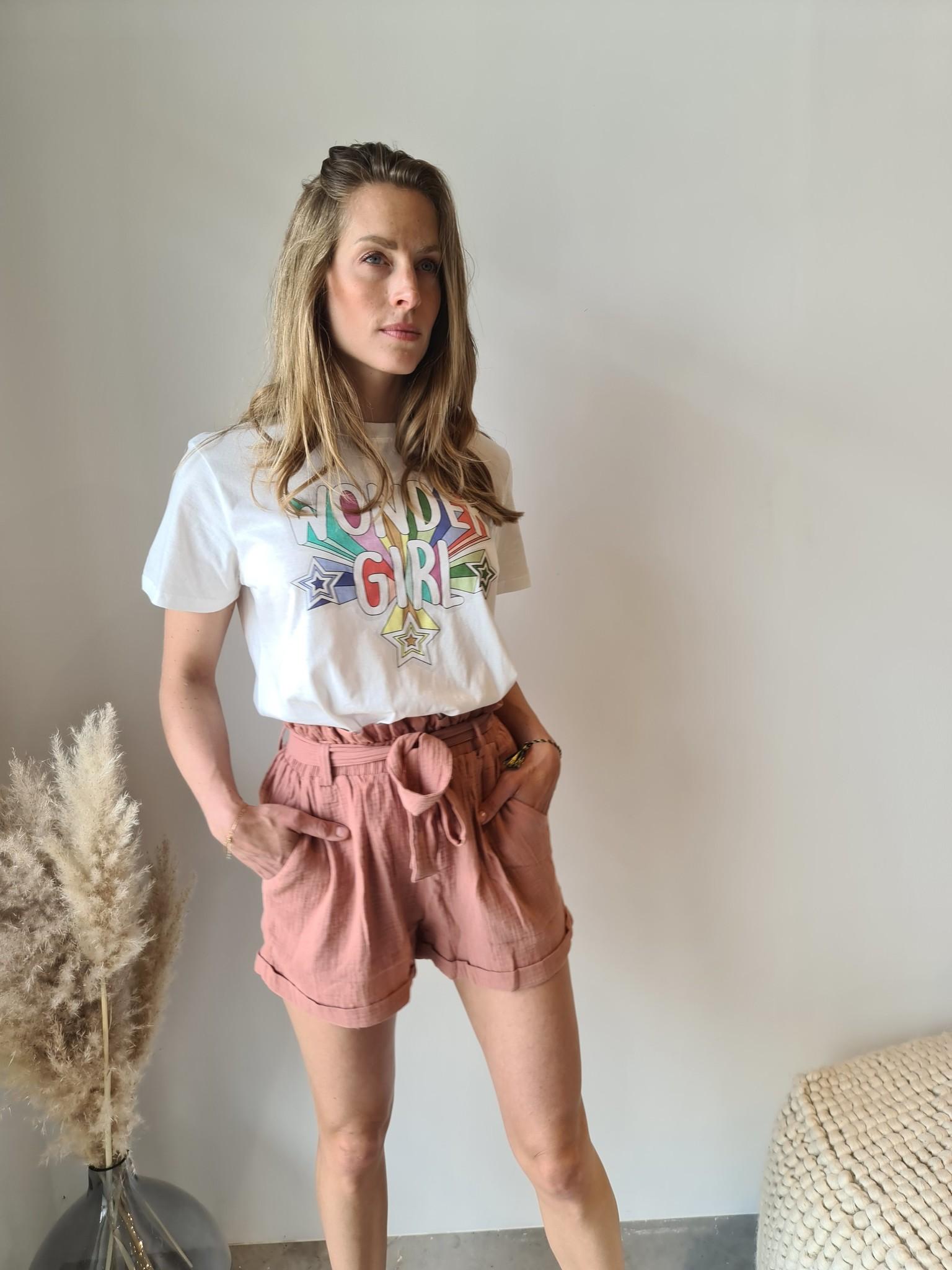 WONDER GIRL t-shirt-3