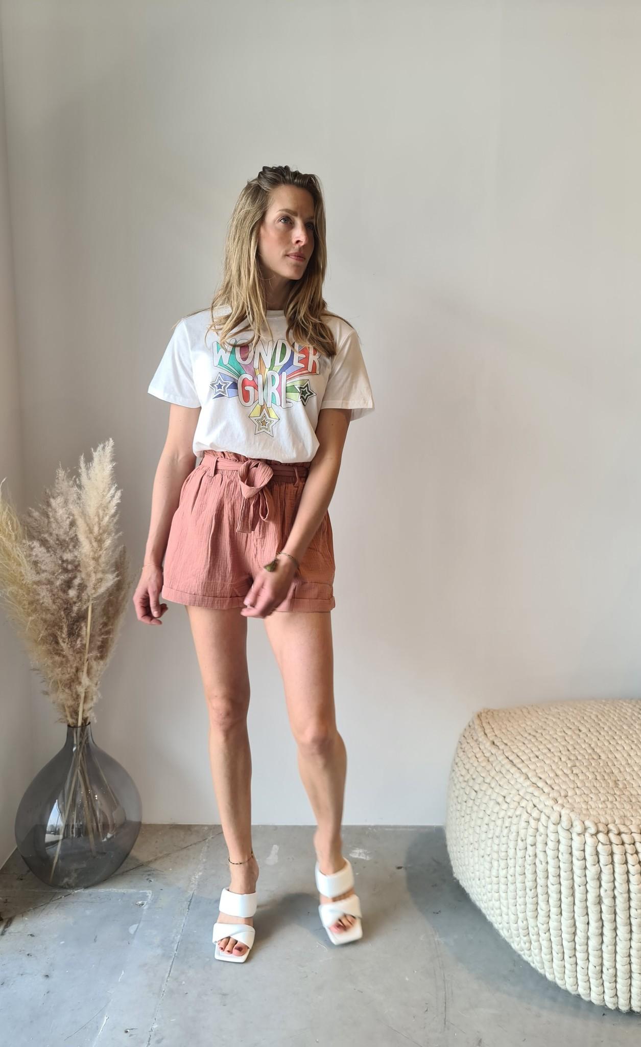 WONDER GIRL t-shirt-4