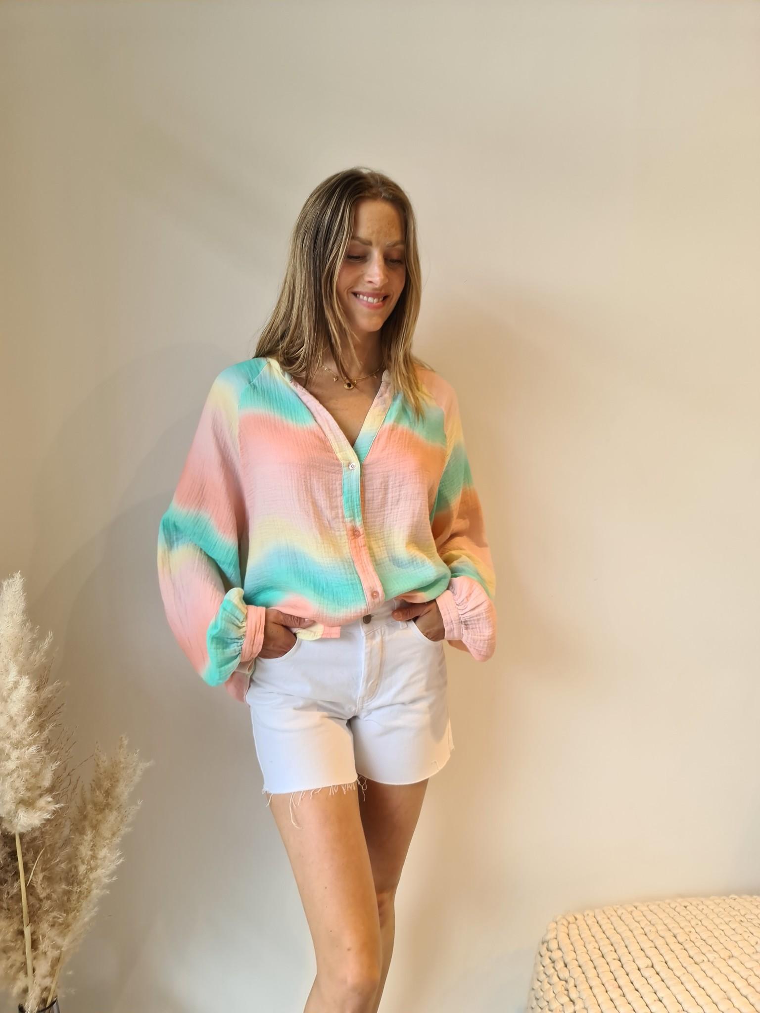BOHO chemise-1