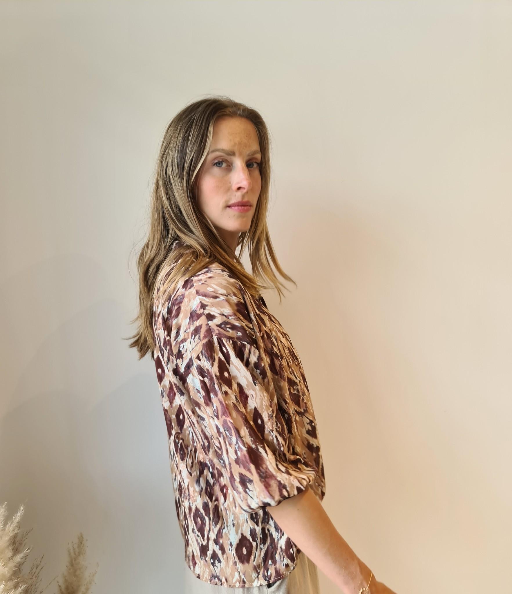 BENIRRAS blouse-6
