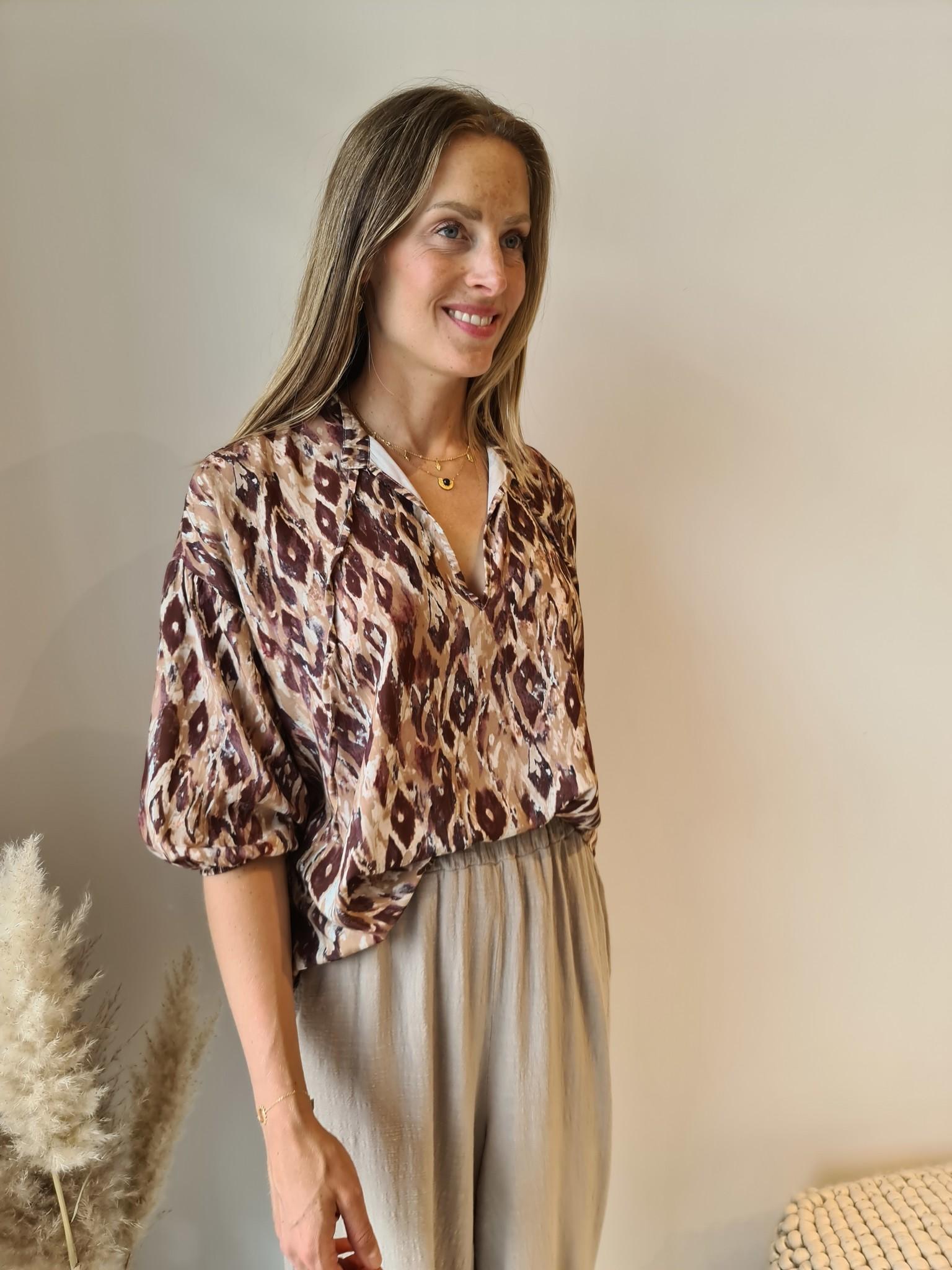 BENIRRAS blouse-4