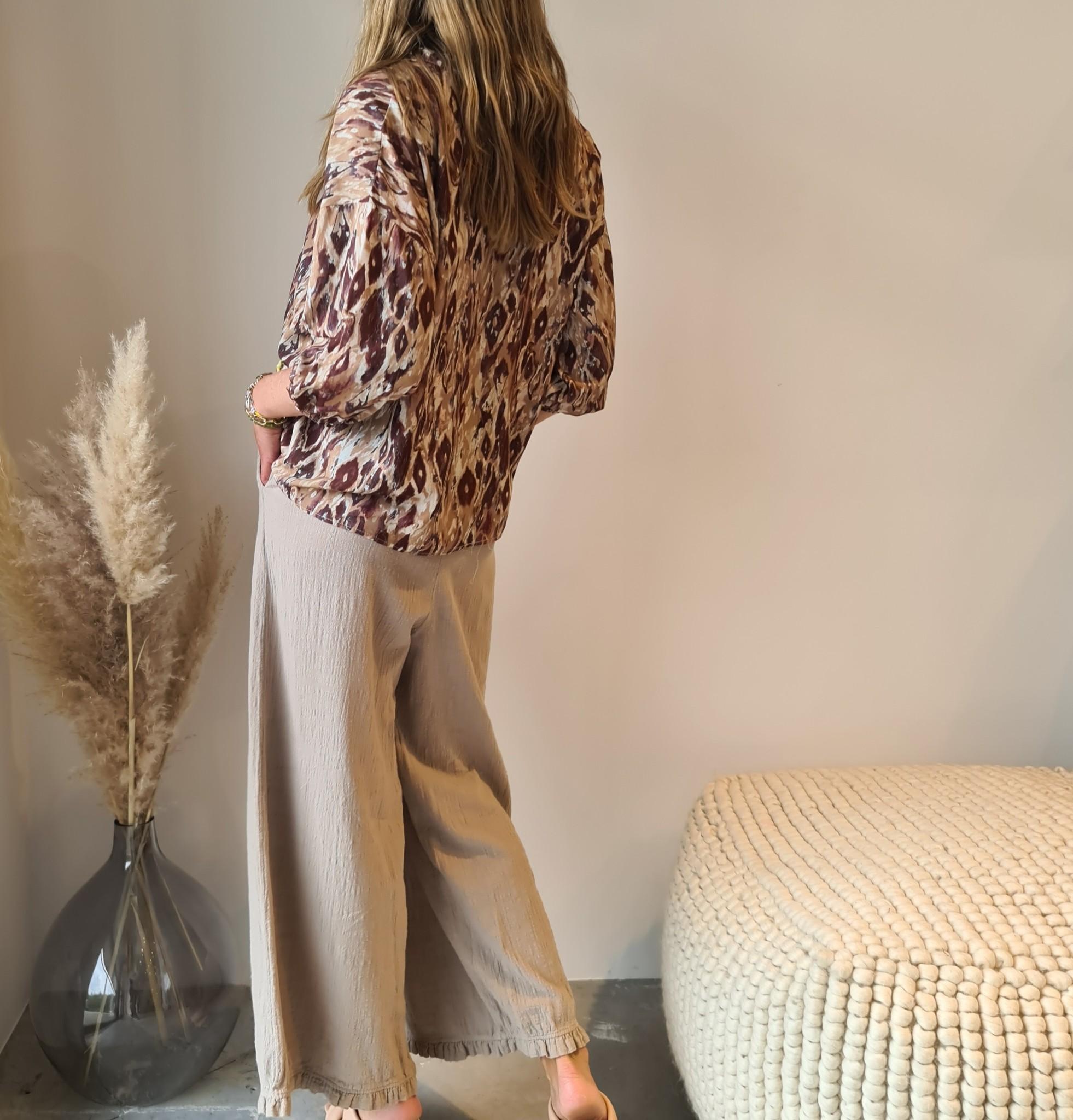 BENIRRAS blouse-5