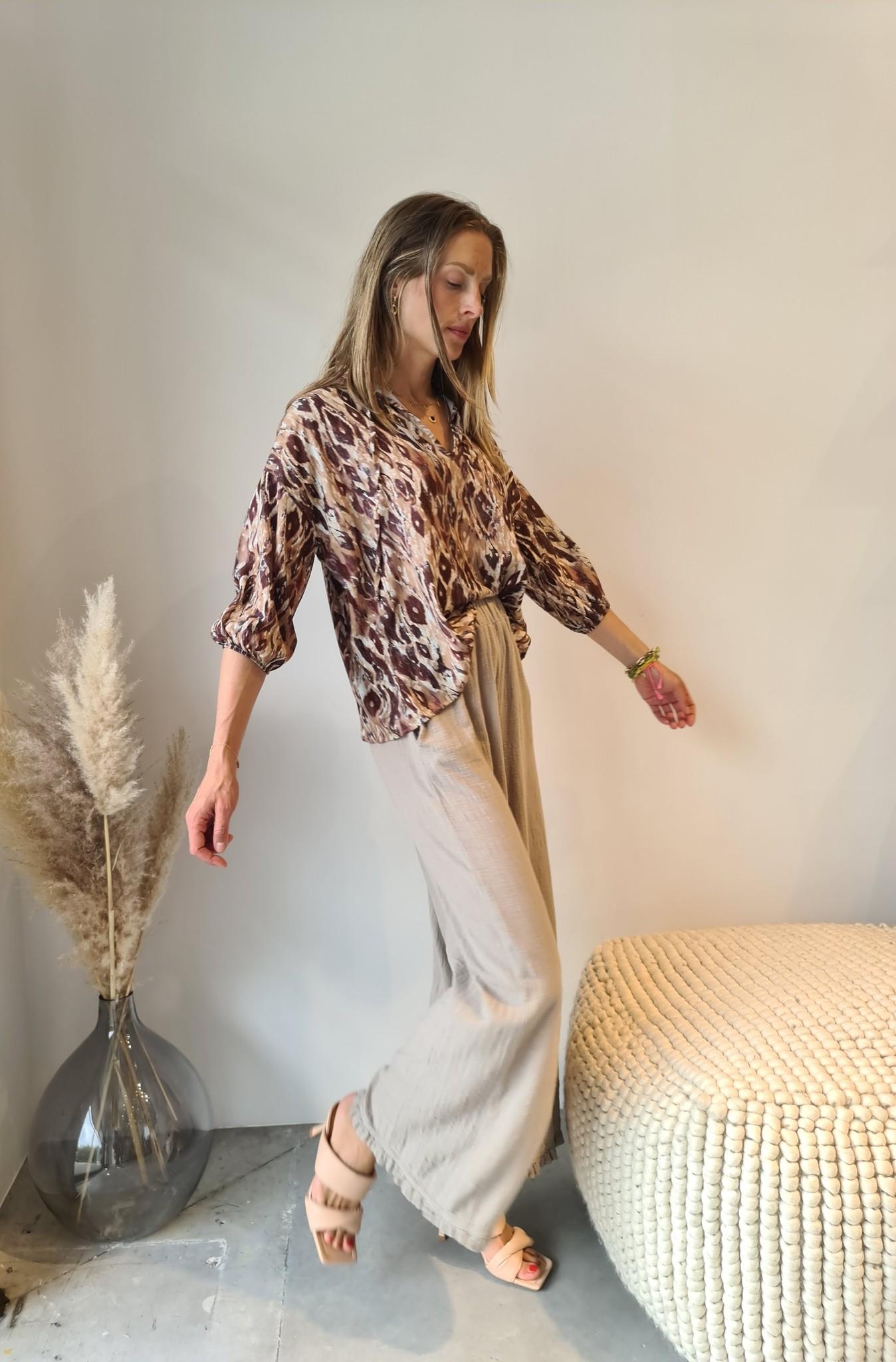 BENIRRAS blouse-7