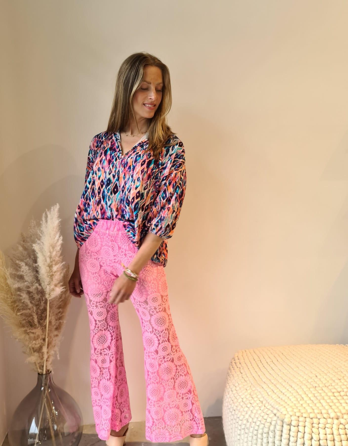 BENIRRAS blouse-2