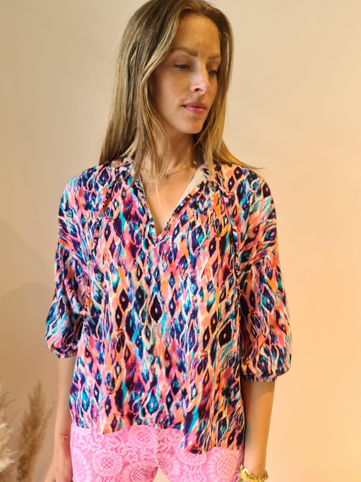BENIRRAS blouse-3