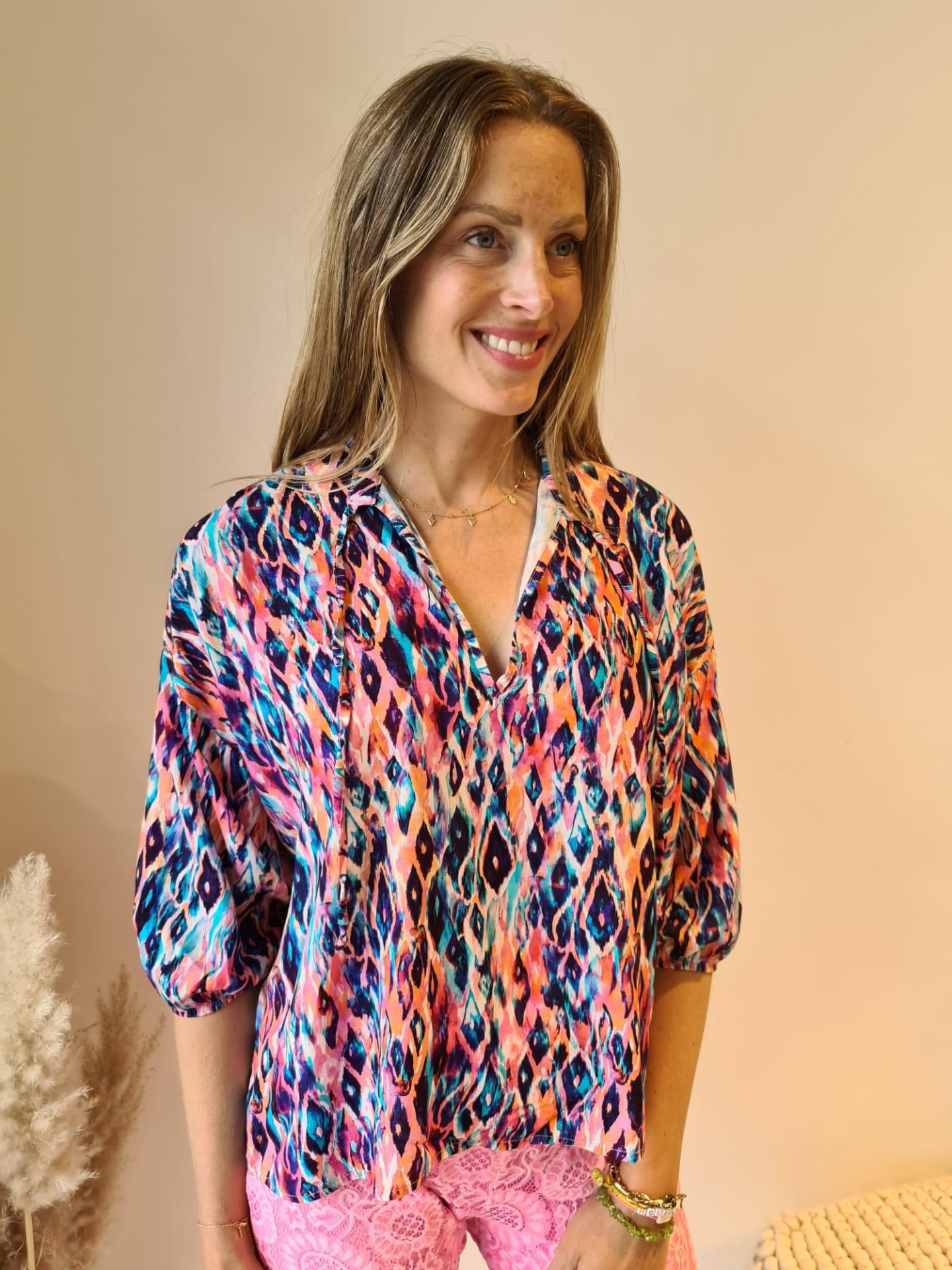 BENIRRAS blouse-1