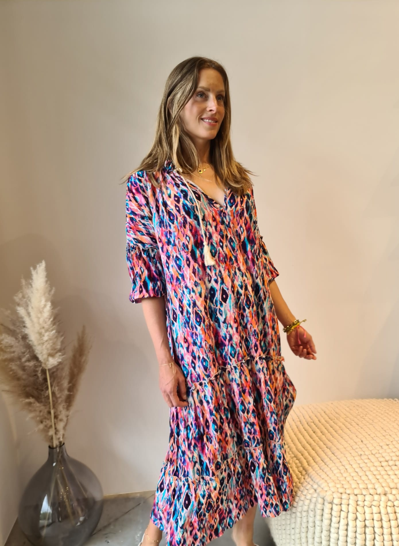 PAPAYA robe-3