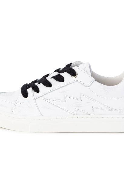 ZADIG&VOLTAIRE sneakers en cuir à lacets