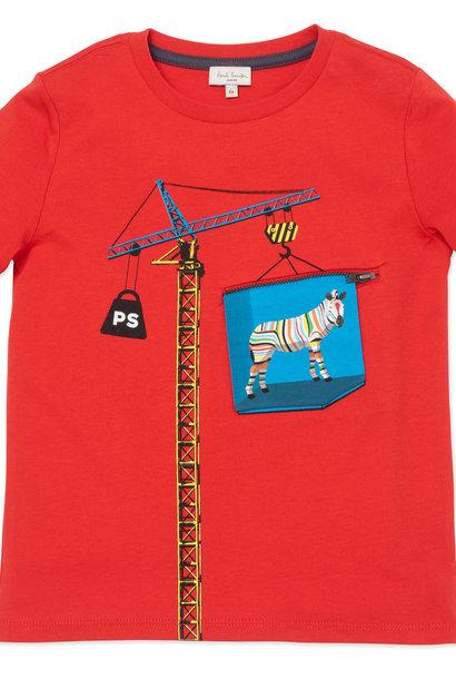 PAUL SMITH  t-shirt à manches courtes