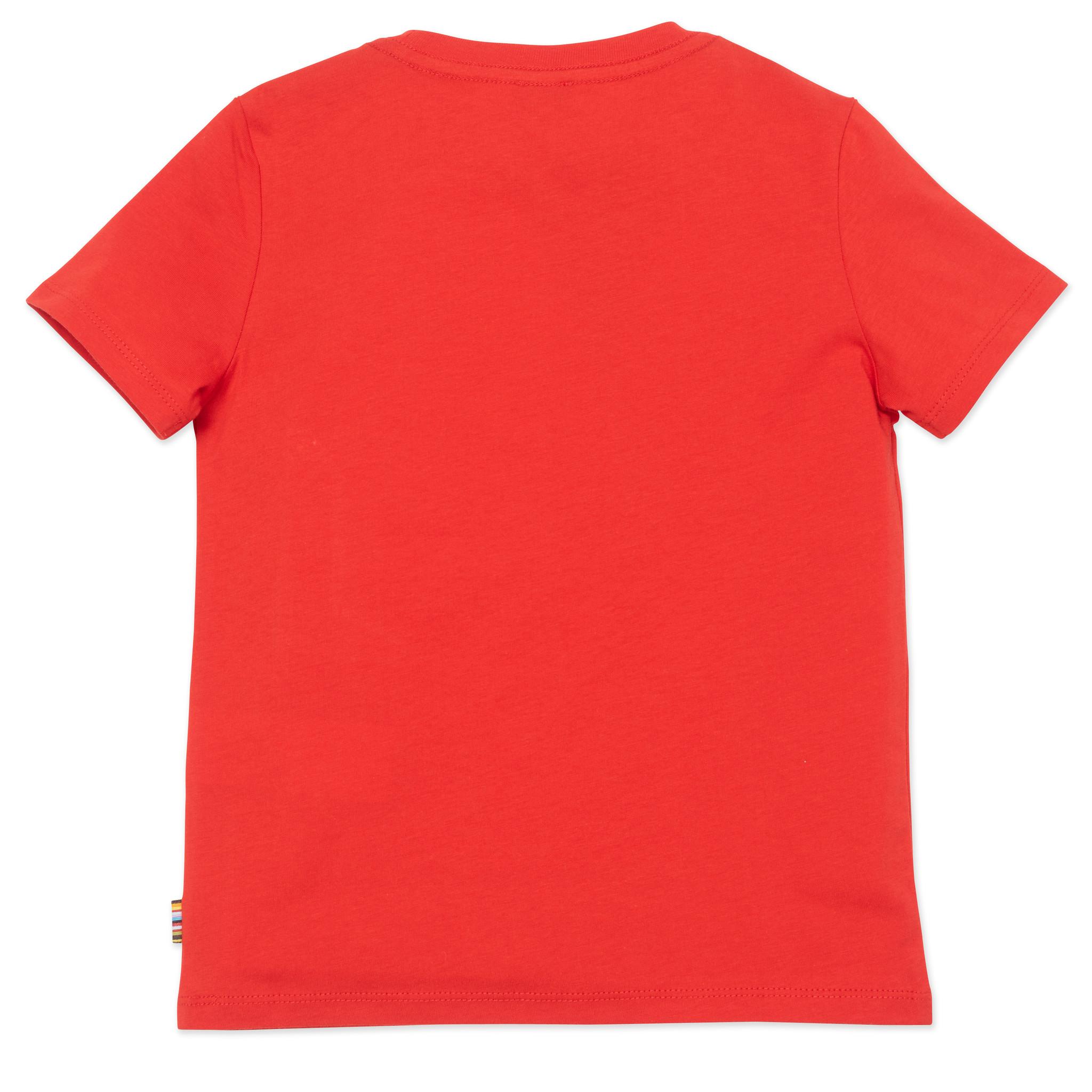 PAUL SMITH  t-shirt à manches courtes-2