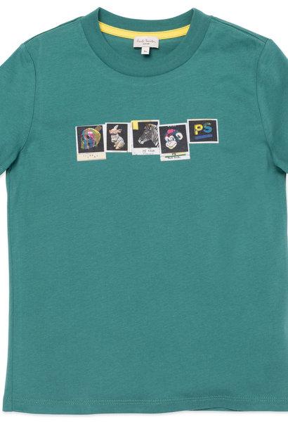 PAUL SMITH  t-shirt à manches coures