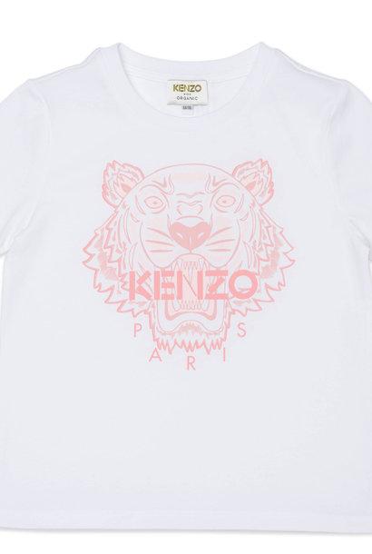KENZO KIDS t-shirt à manches courtes en coton