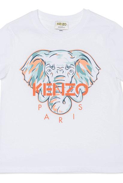 KENZO KIDS t - shirt en coton