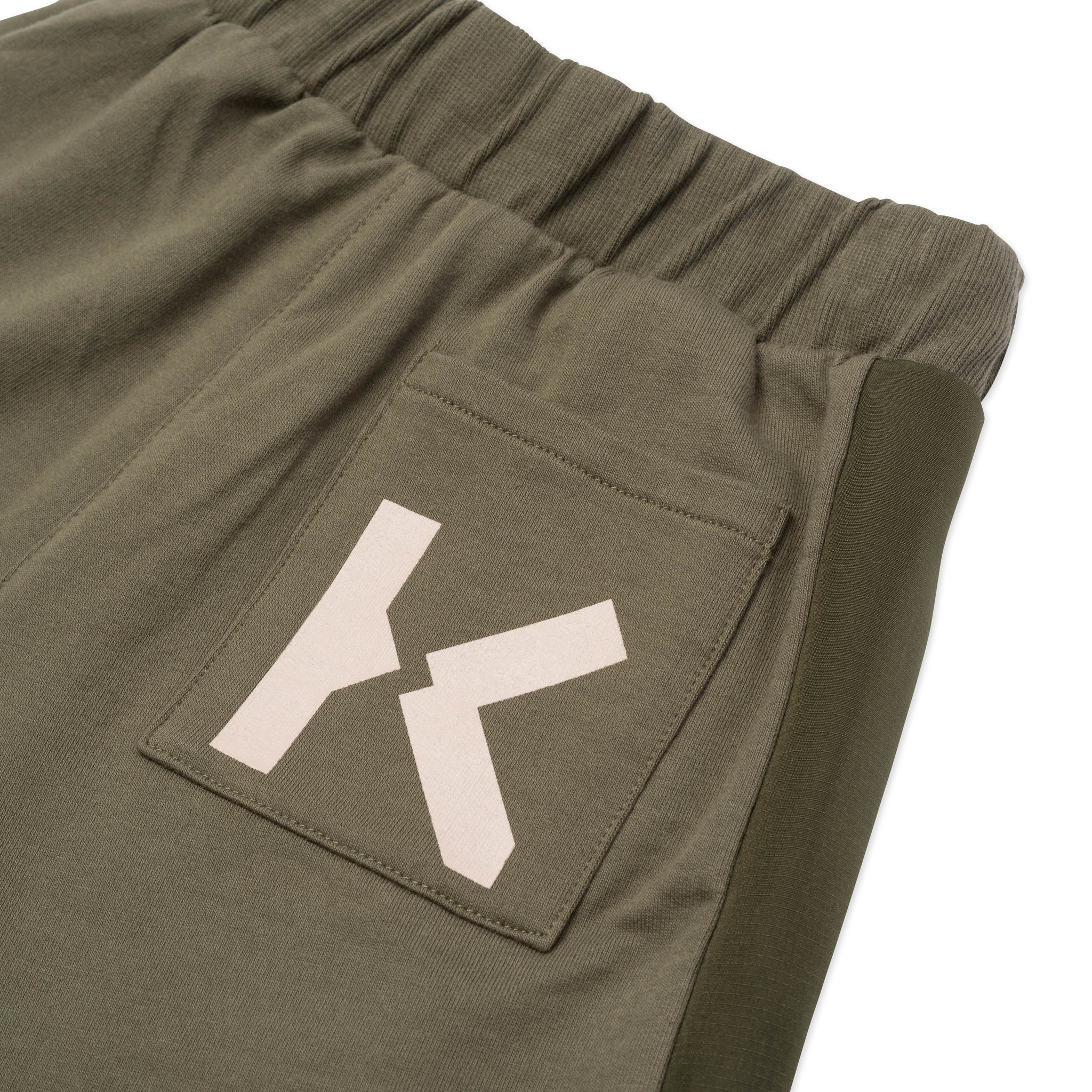 KENZO KIDS short loose en molleton-2