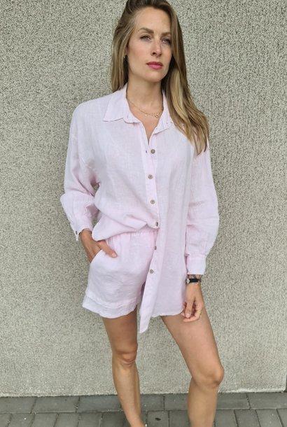 VINAY chemise en lin