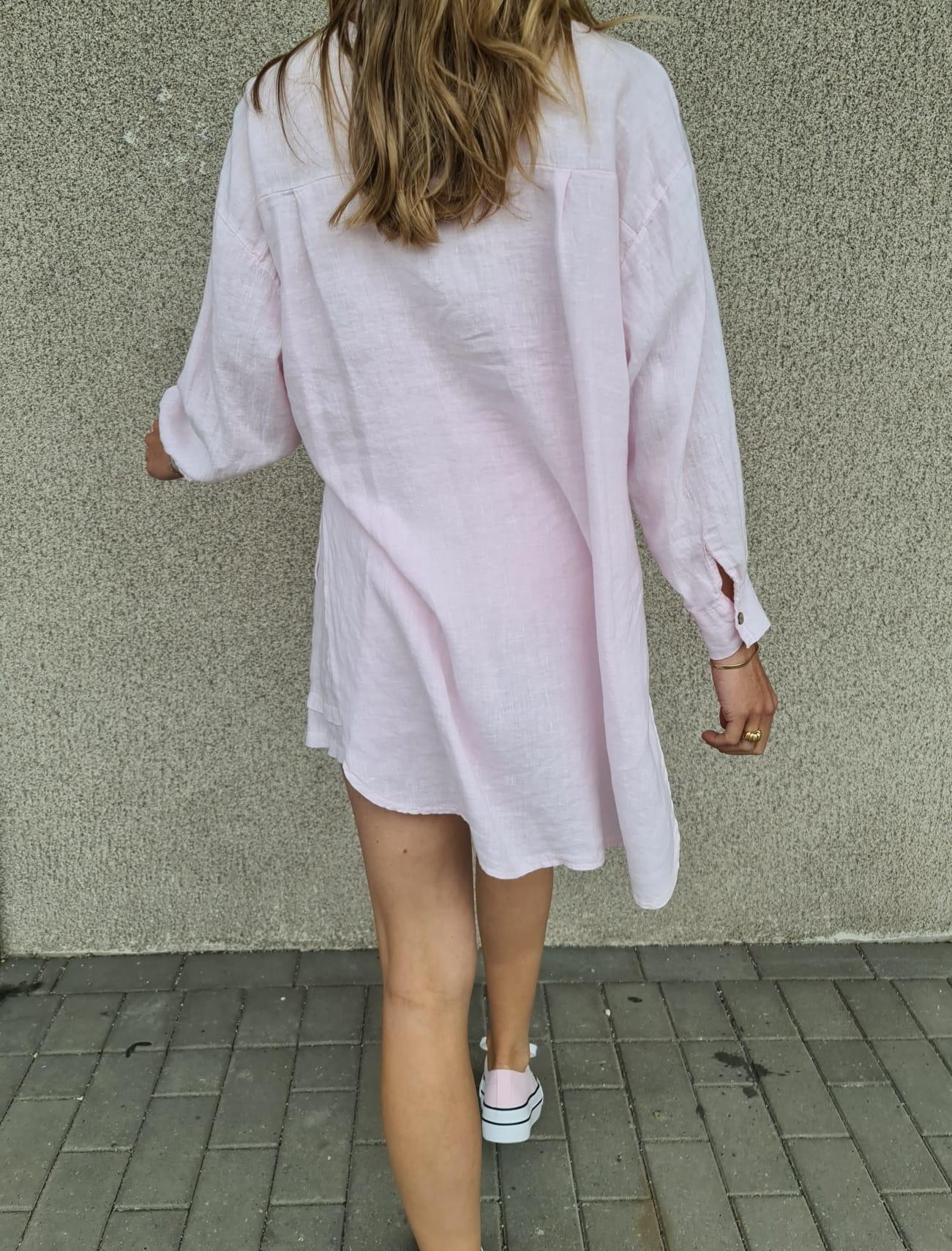 VINAY chemise en lin-6