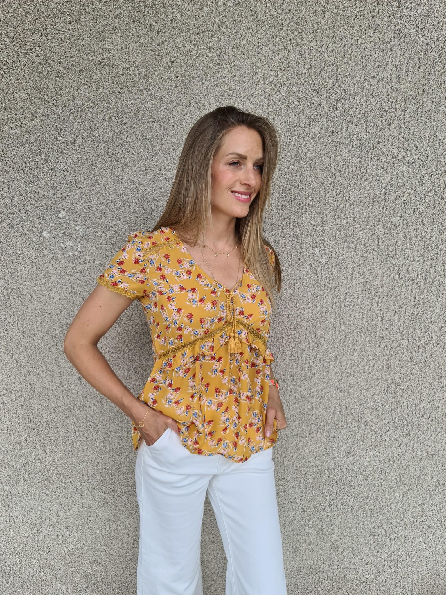 NINIE blouse-5