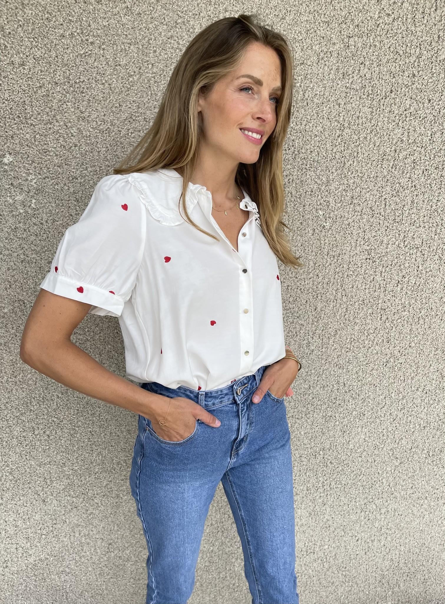 HUBERT chemise-2