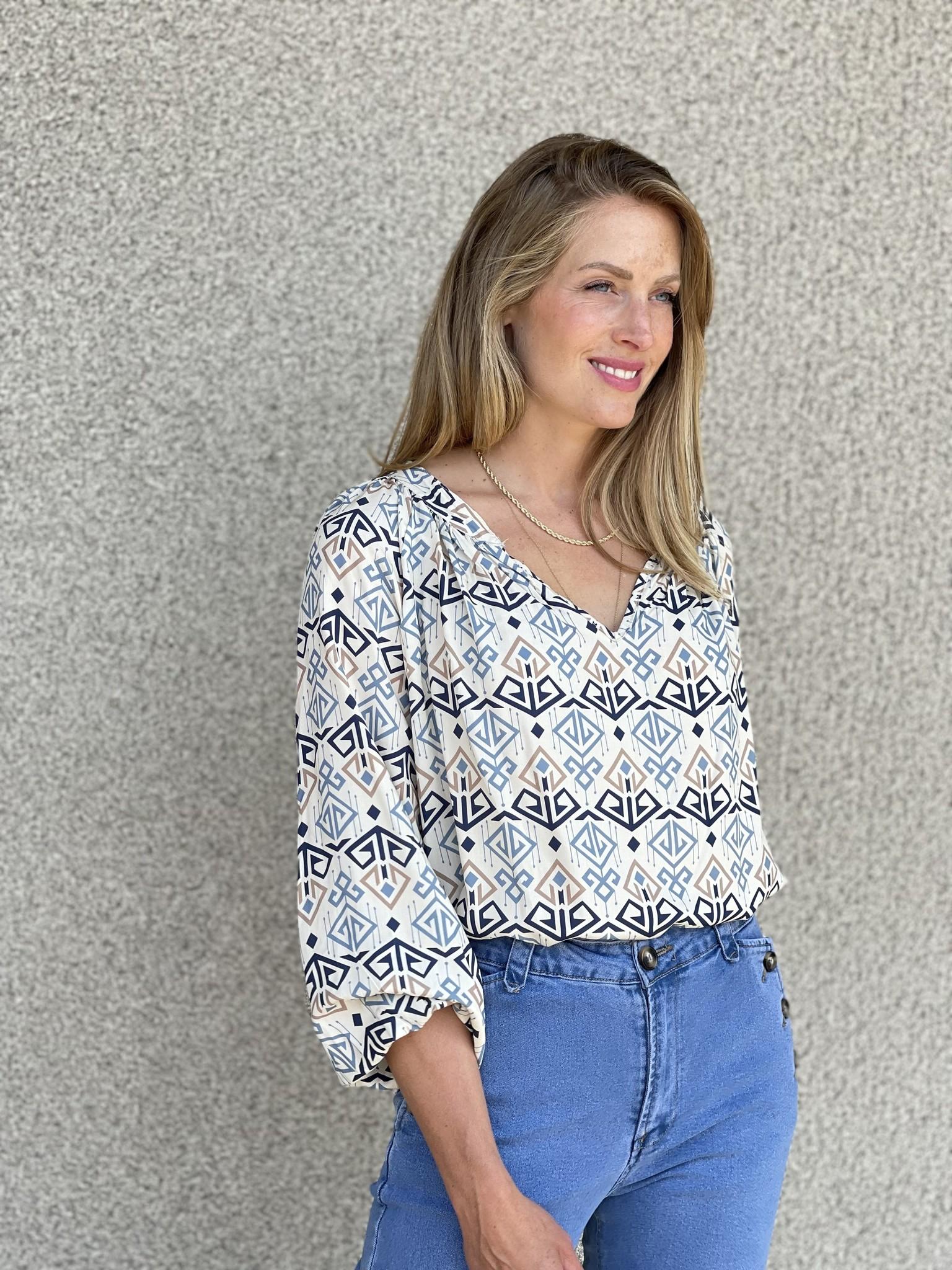 AZTEQUE blouse-1