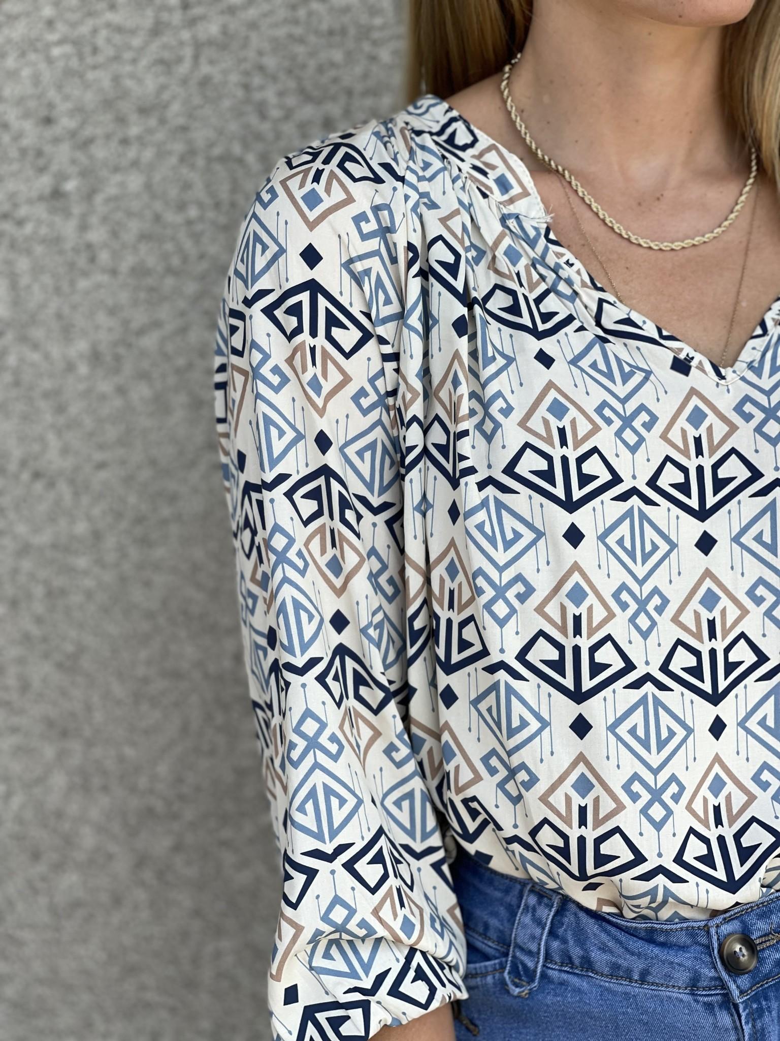 AZTEQUE blouse-3