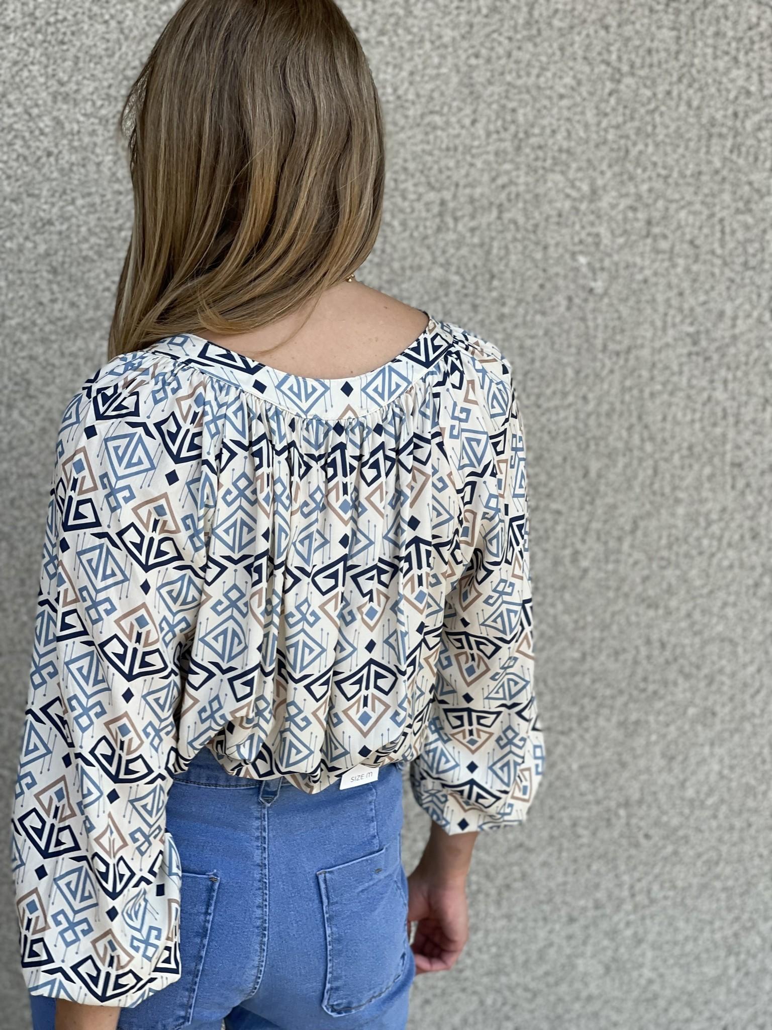 AZTEQUE blouse-4