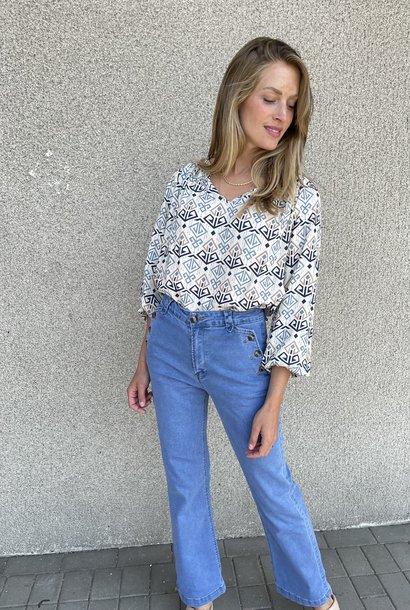 AZTEQUE blouse