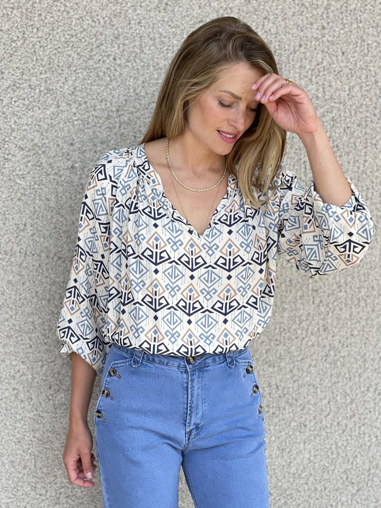 AZTEQUE blouse-7