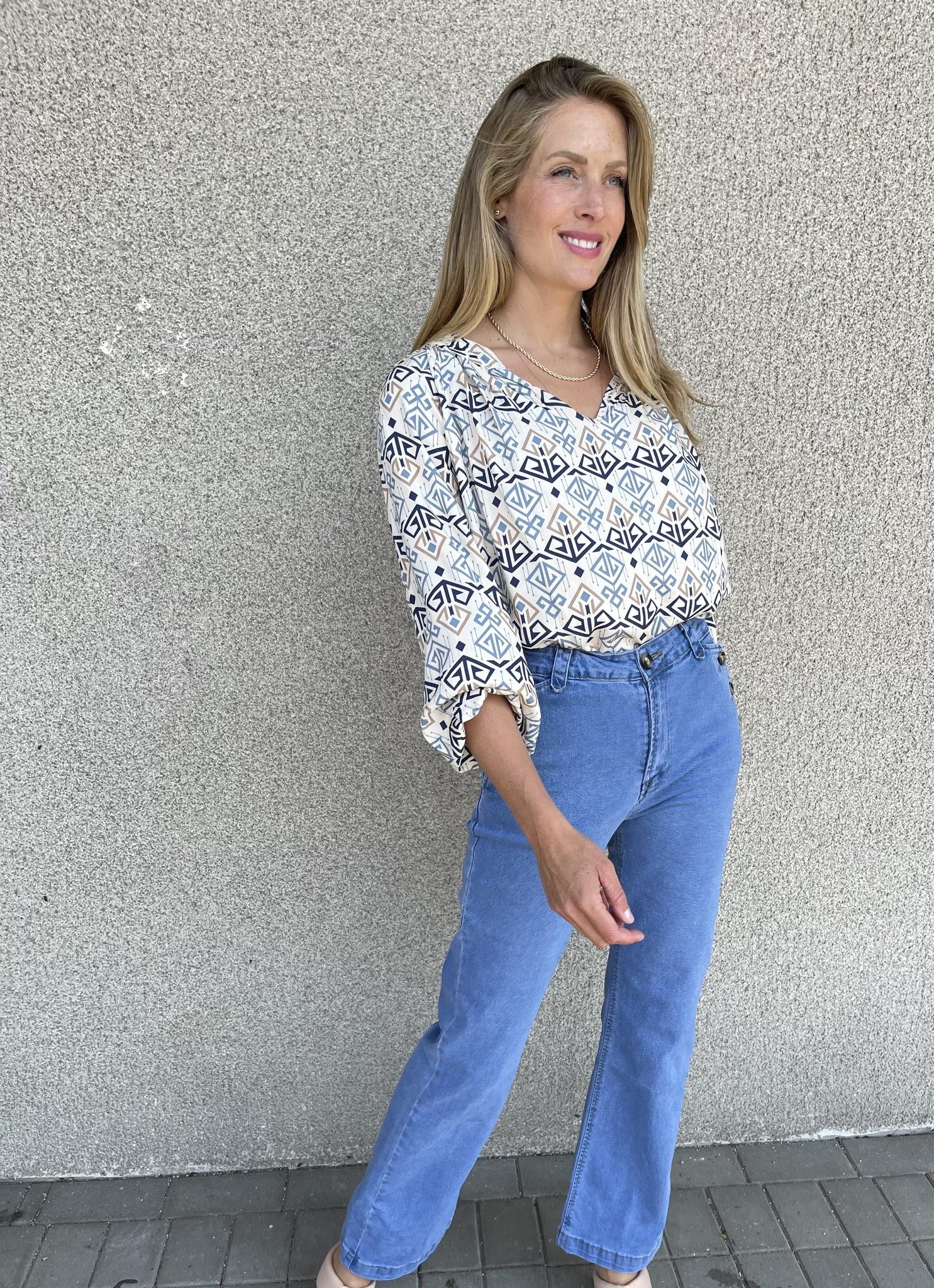 AZTEQUE blouse-5