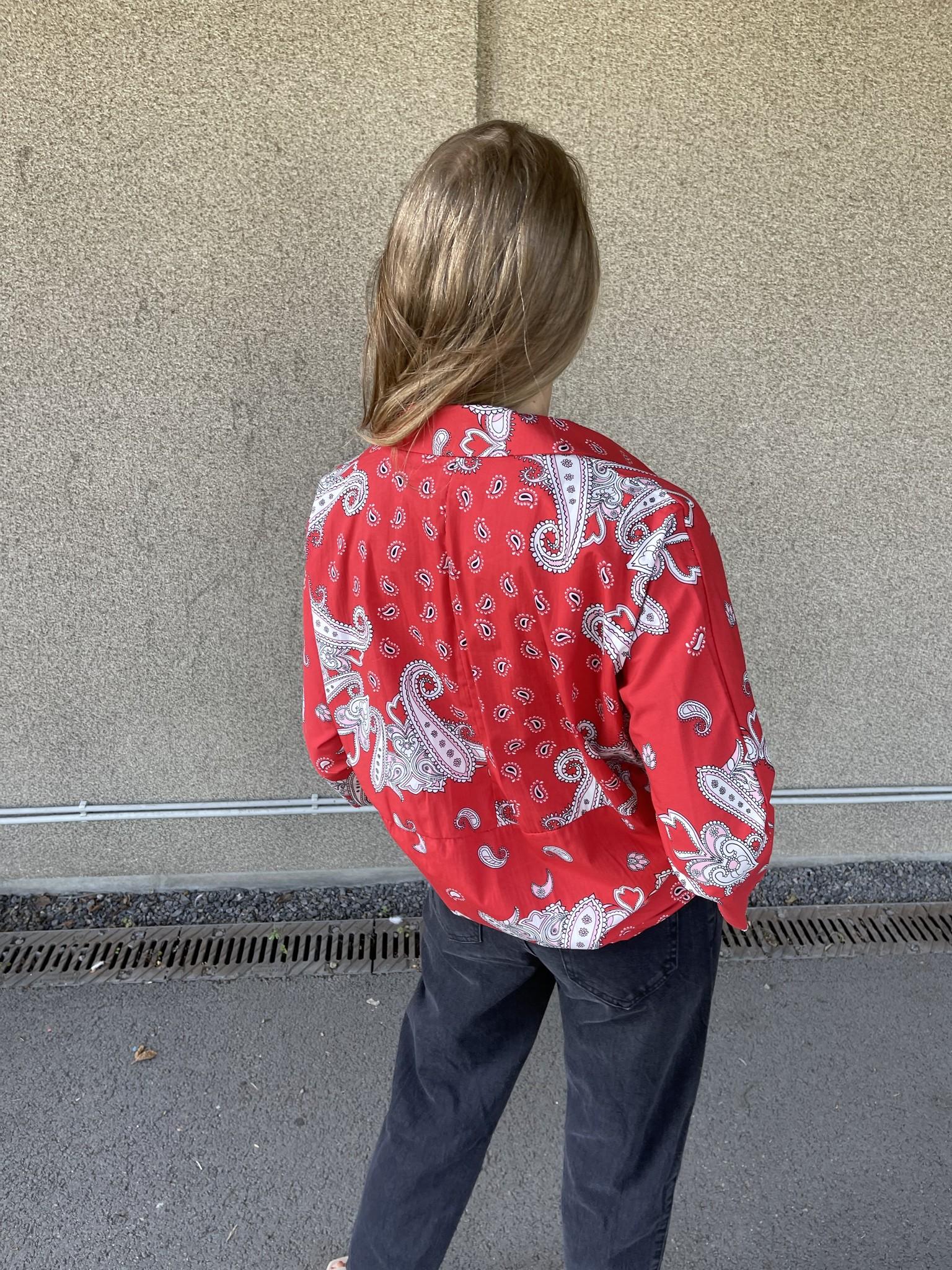 BANDANA chemise-5